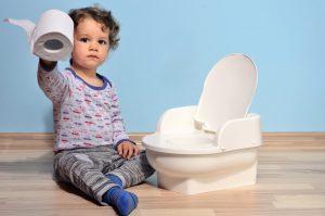 زمان مناسب از پوشک گرفتن کودک