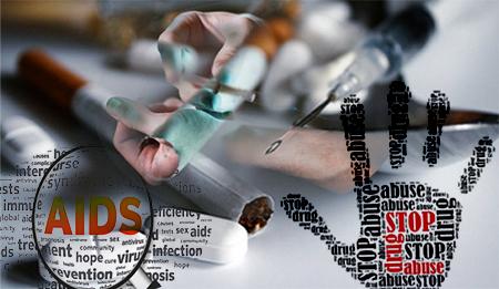 اثر بخشی بسته آموزشی پیشگیری از مصرف مواد و سندرم نقص ایمنی (AIDS) اکتسابی بر کاهش مصرف مواد و رفتارهای پرخطر در دانشجویان