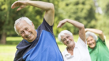 اثربخشی تمرینات ورزش هوازی در کاهش احساس تنهایی و ارتقاء سطح شادکامی در سالمندان-مرکز مشاوره مهستا